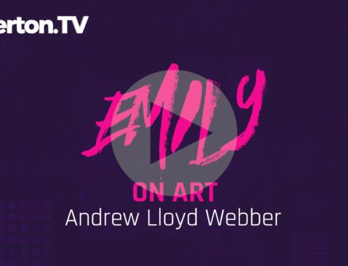 Emily on Art – Andrew Lloyd Webber Musicals
